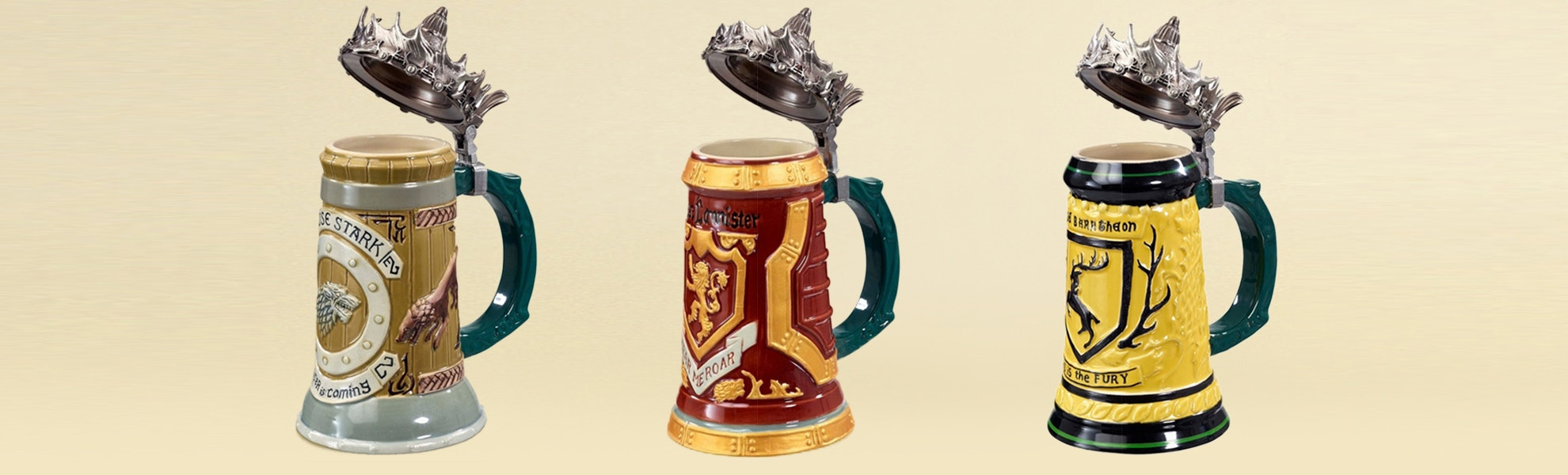 Game of Thrones Steins 2