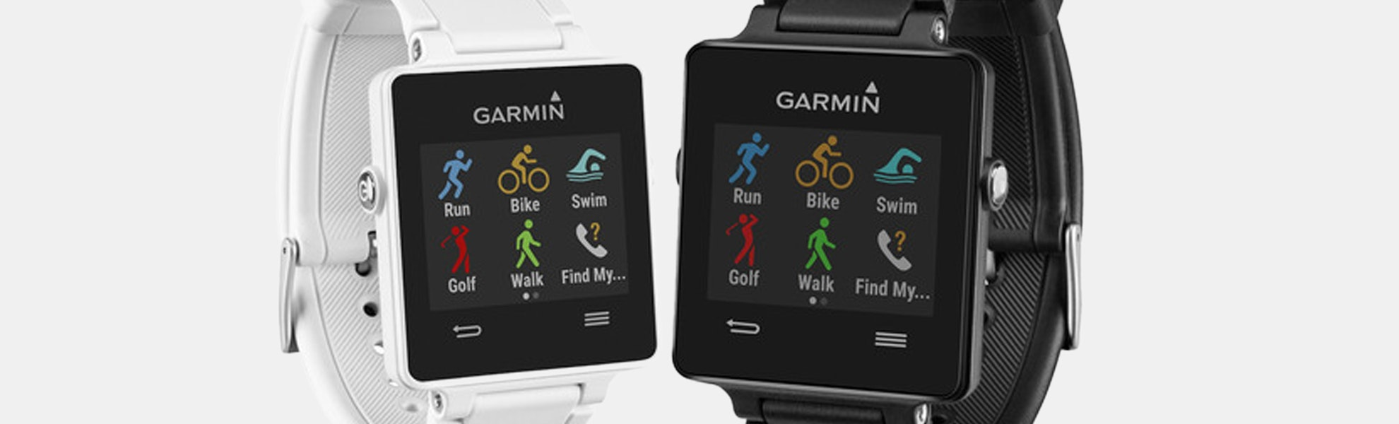 Garmin Vivoactive Smartwatch Bundle