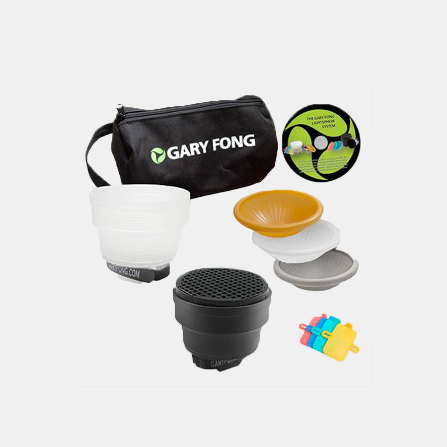 Gary Fong Fashion & Commercial Lighting Kit