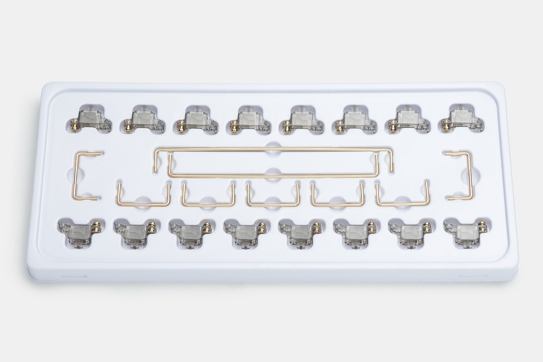 Gateron Ink PCB-Mounted Screw-In Stabilizer Set