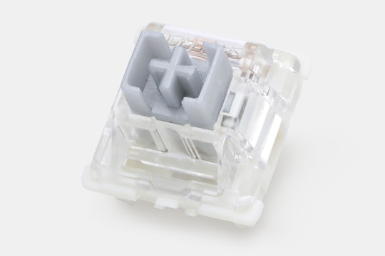 Gateron Pro Silver Custom Mechanical Switches