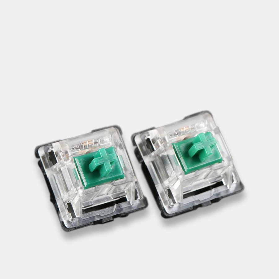 Gateron Switches (120 Pieces)