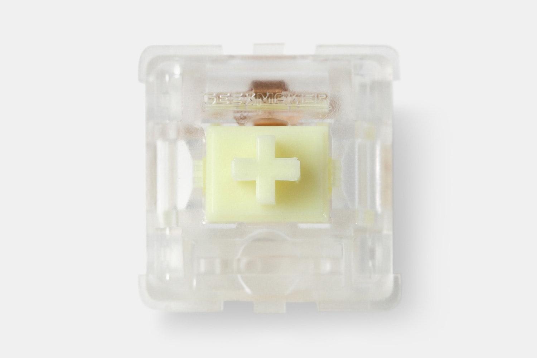 Creamy Yellow - 55g, Linear