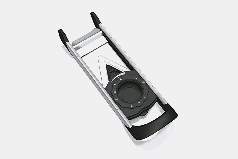 GEFU Stainless Steel Mandoline Slicers