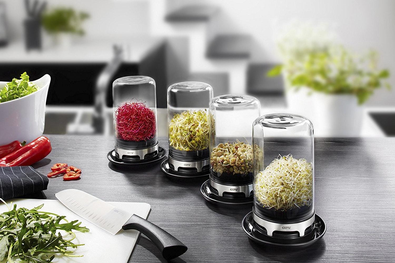 GEFU Sprouting Jar