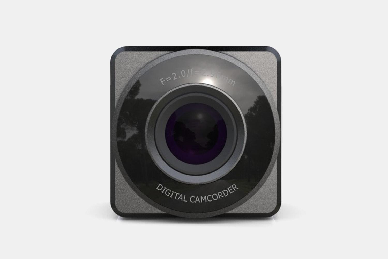 GEKO Xpedition Full 1080p Dash Cam w/ 16GB SD Card