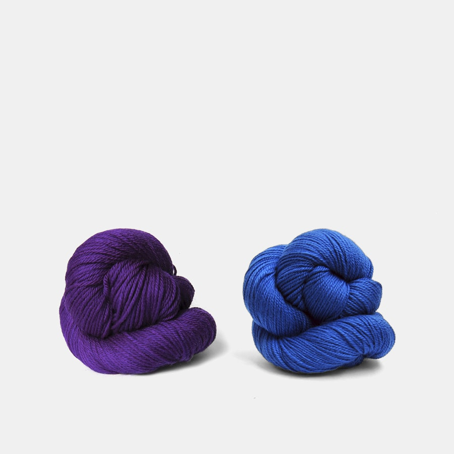 Gems Worsted Yarn by Louet Jewel Tone (2-Pack)