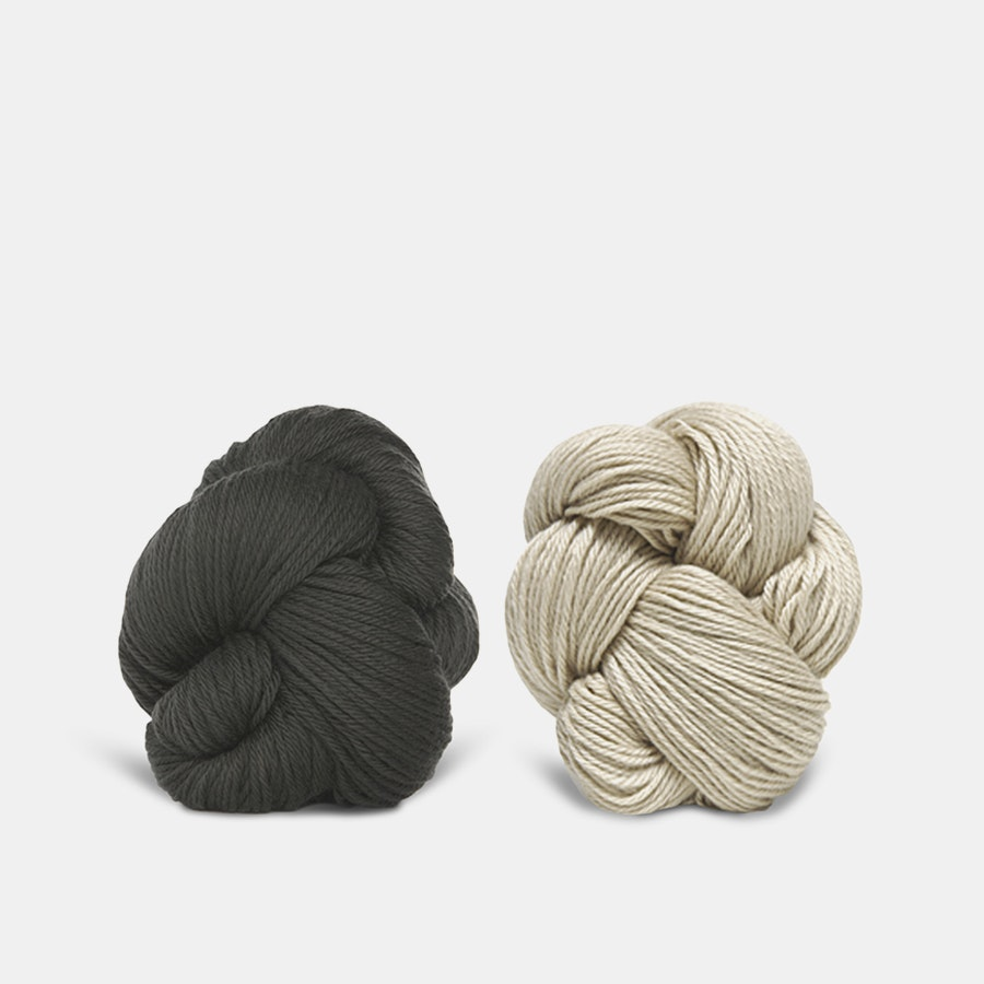Gems Worsted Yarn by Louet Earth Tone (2-Pack)