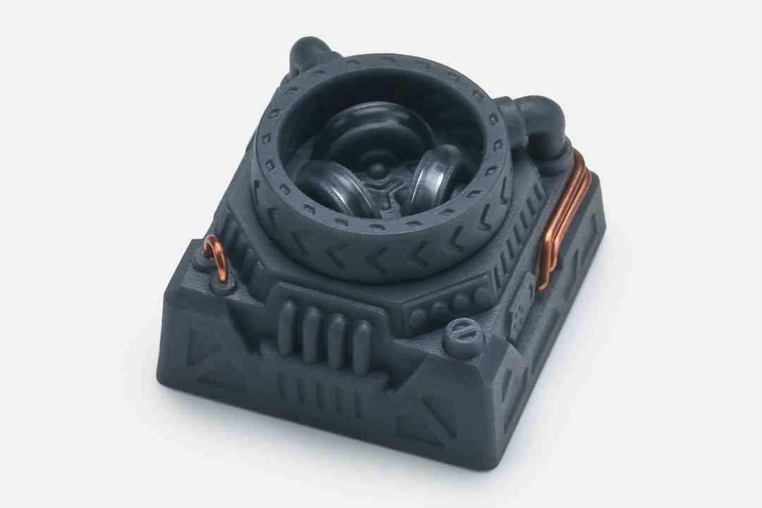 Gen.S Capacitor Artisan Keycap