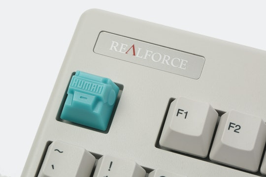 Gen.s Human After All Artisan Keycap