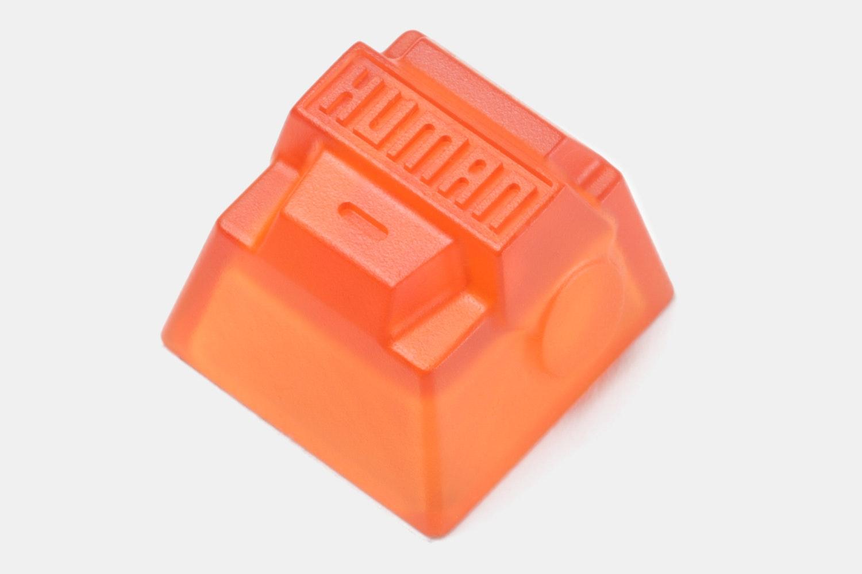 Human –Orange