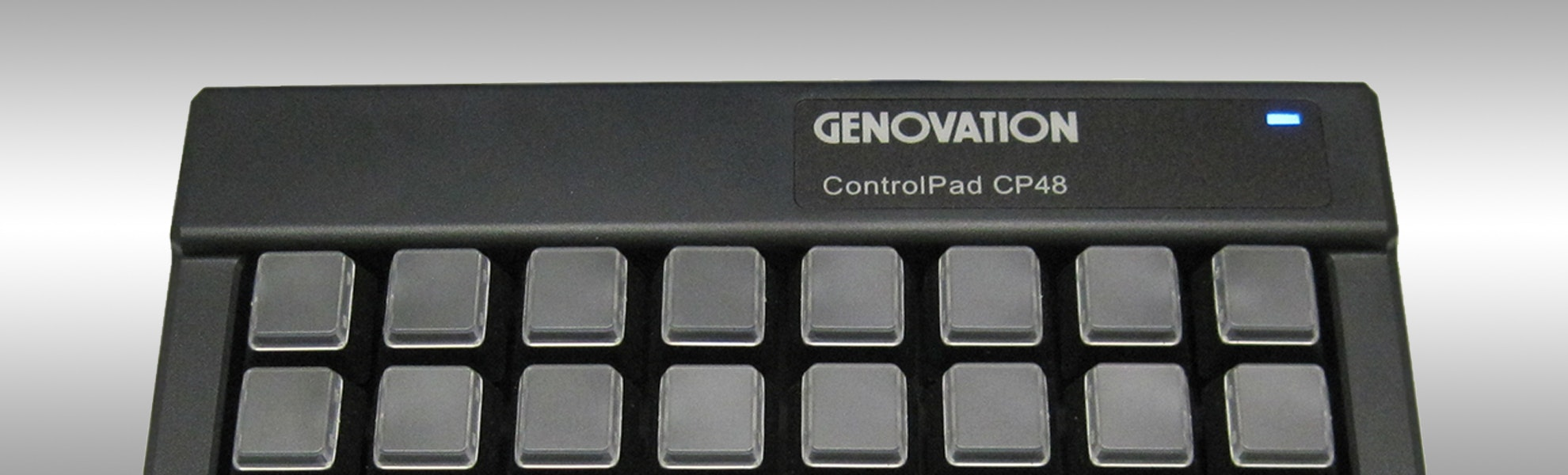 Genovation Programmable ControlPad CP48