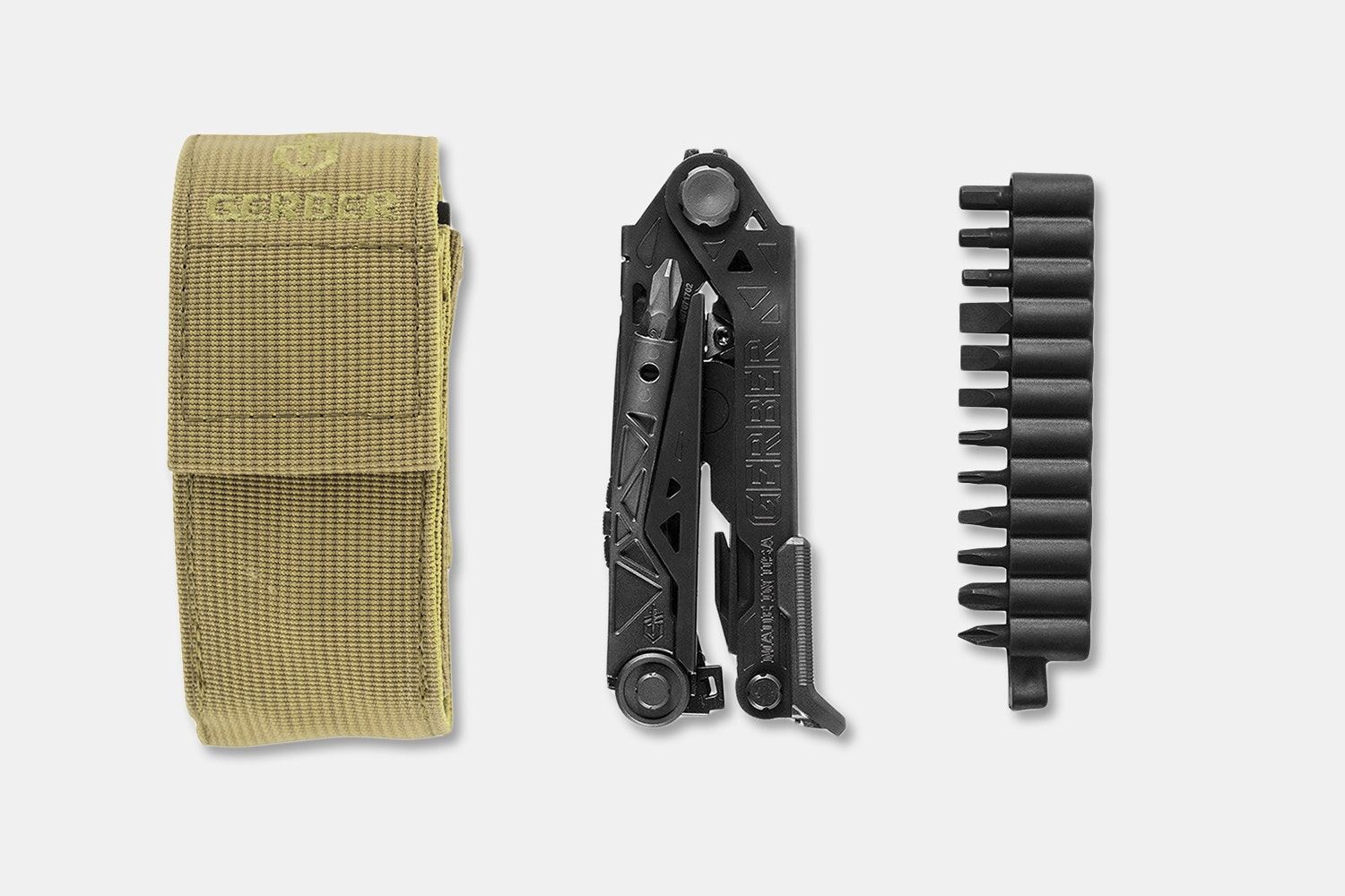 w/ Bit Set & Black MOLLE-Compatible Sheath (30-001425)