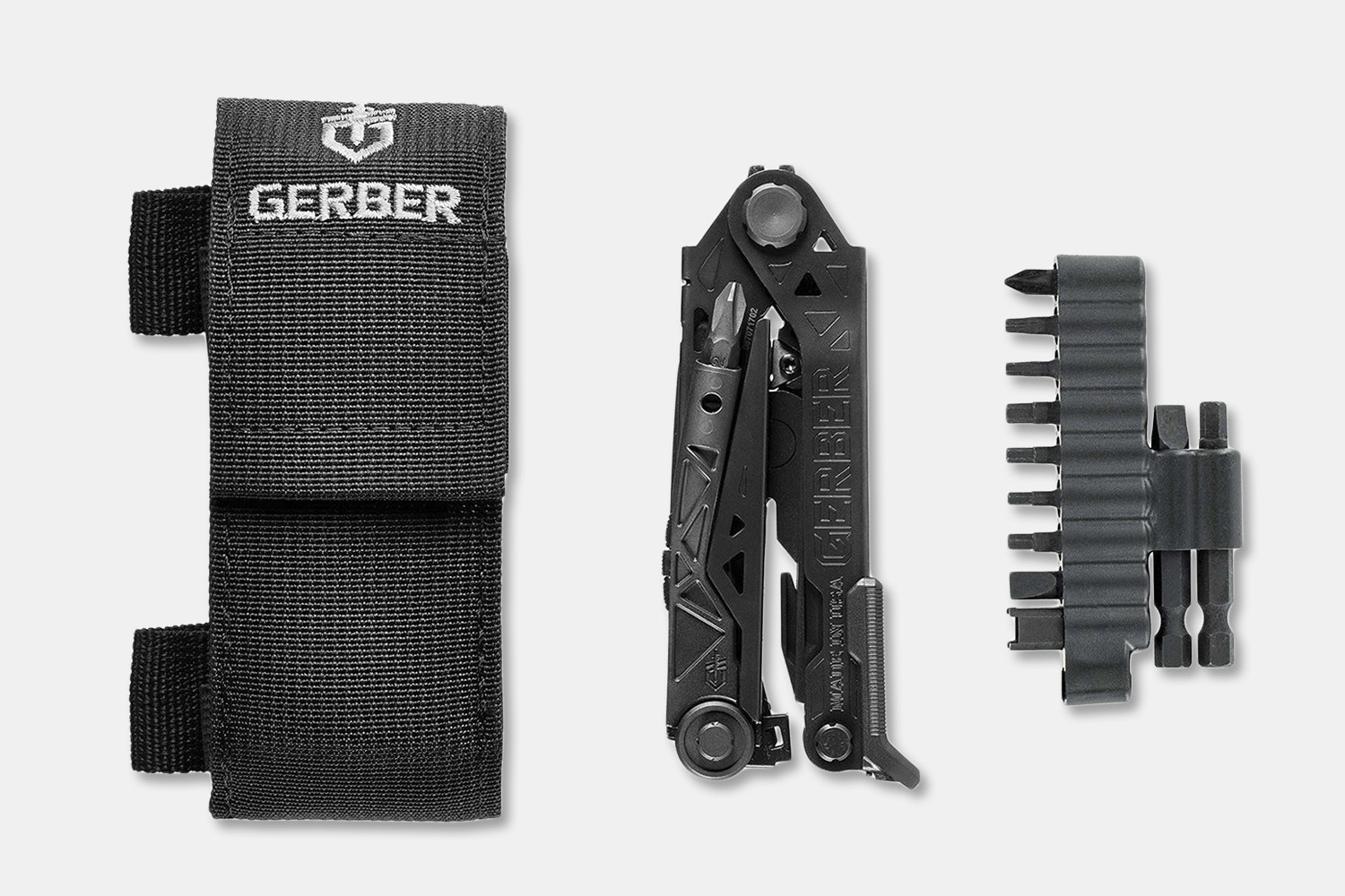 w/ M4 Bit Set & Molle Black Berry-Compliant Sheath (30-001427) (+ $12)