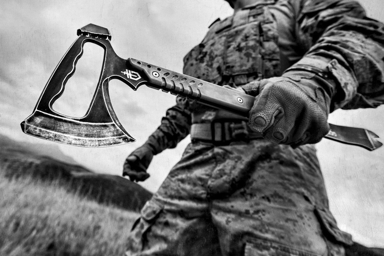 Gerber Knives Downrange Tomahawk