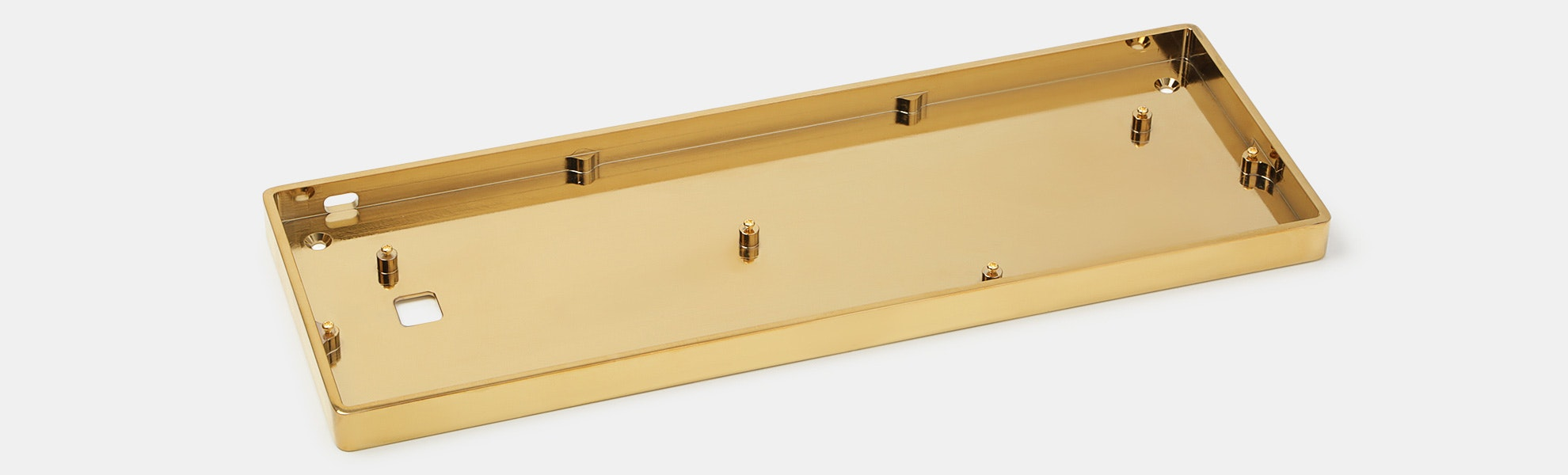 GH60 100% Bronze Mini Keyboard Case