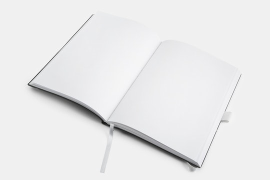 Ghost Paper Notebook (2-Pack)
