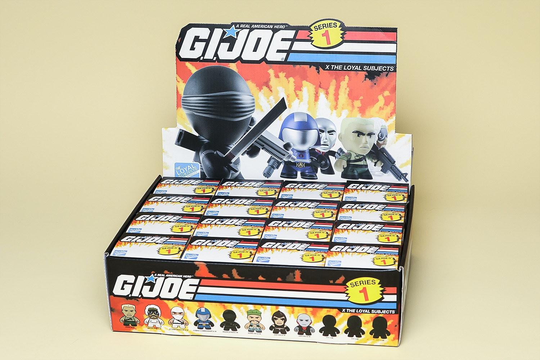 GI Joe Series 1 Blind Box Vinyl Figures