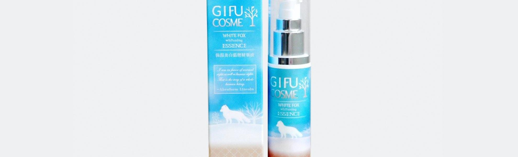 Gifu Cosme White Fox Whitening Essence