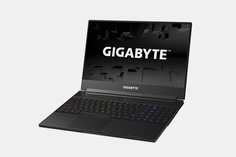 Gigabyte Aero 15.6-Inch Ultra-Thin Gaming Laptop