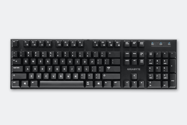 Gigabyte Force K83 Cherry MX Mechanical Keyboard