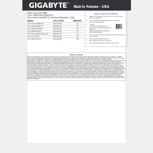 Gigabyte GeForce GTX 1050 Ti Graphics Card   Price & Reviews   Drop