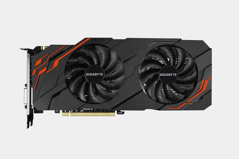 GTX 1070 TI WINDFORCE OC 8G (+ $200)