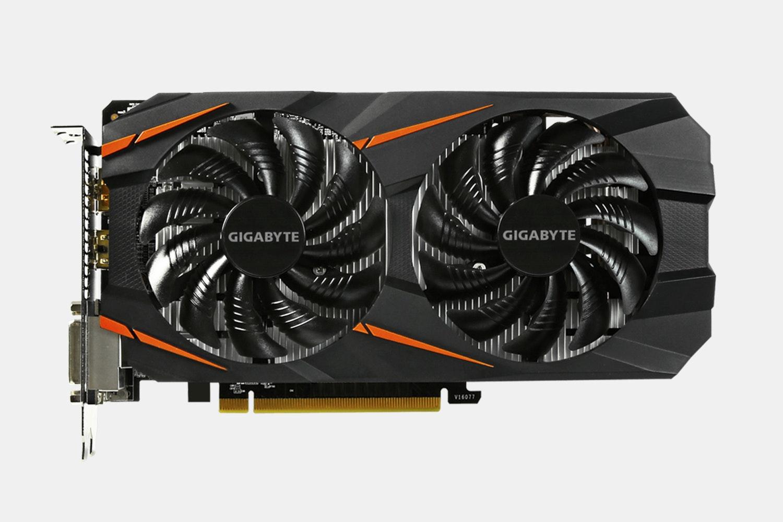 Gigabyte GeForce GTX 1060|1070 TI WINDFORCE OC