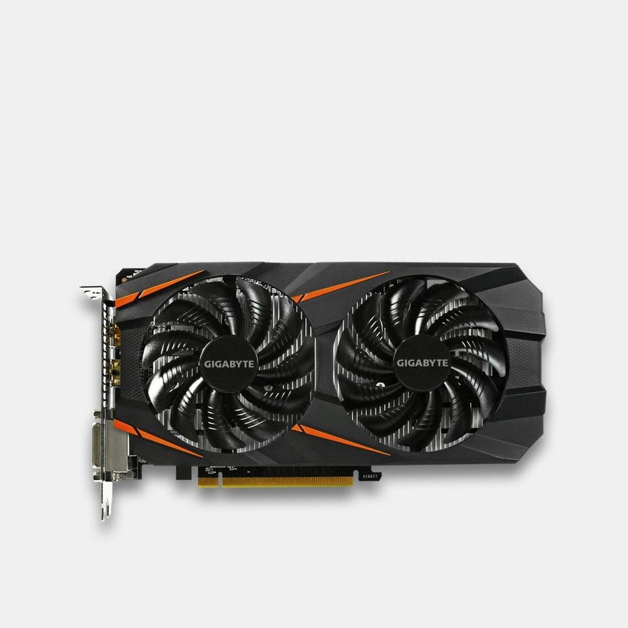 Gigabyte GeForce GTX 1060/1070/1080 WINDFORCE OC
