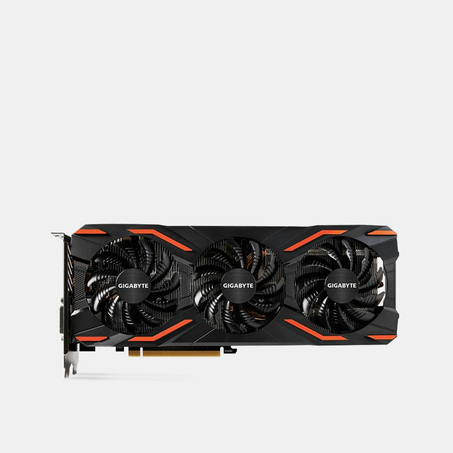 Gigabyte GeForce GTX 1080 WINDFORCE OC 8G