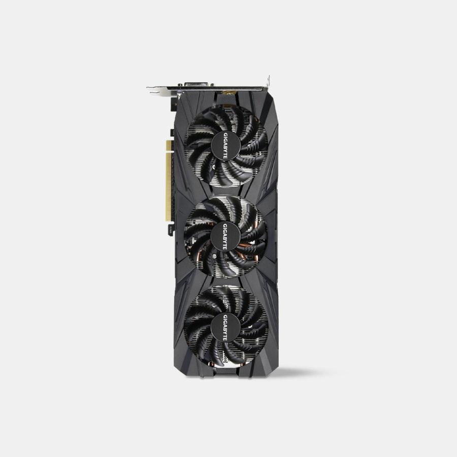 Gigabyte GeForce GTX 1080Ti 11GB OC Black Edition
