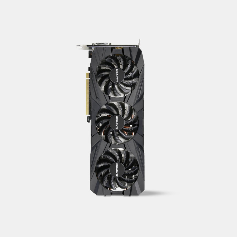 Gigabyte GeForce GTX 1080Ti 11GB OC Black Edition