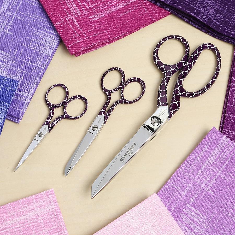 Gingher Wren Scissors Set of 3