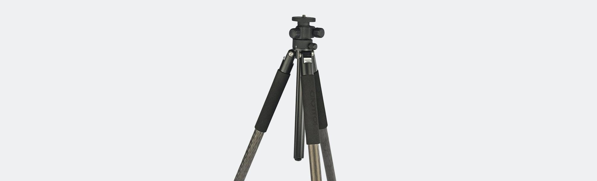 Giottos Pro Series 8383 Carbon Fiber Tripod