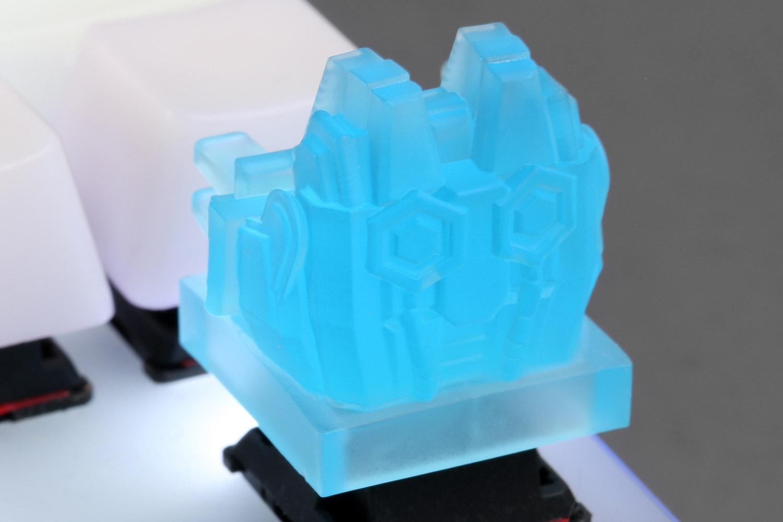girlDC Artisan Keycaps