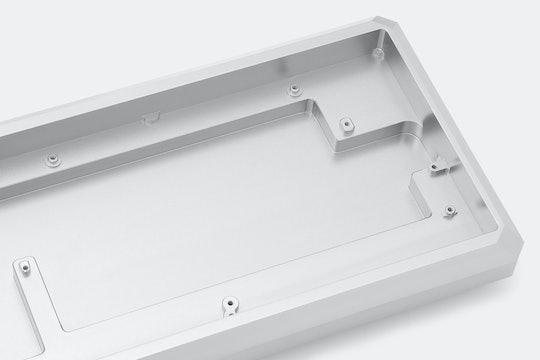 GK Light Edge 60% Anodic Aluminum Case