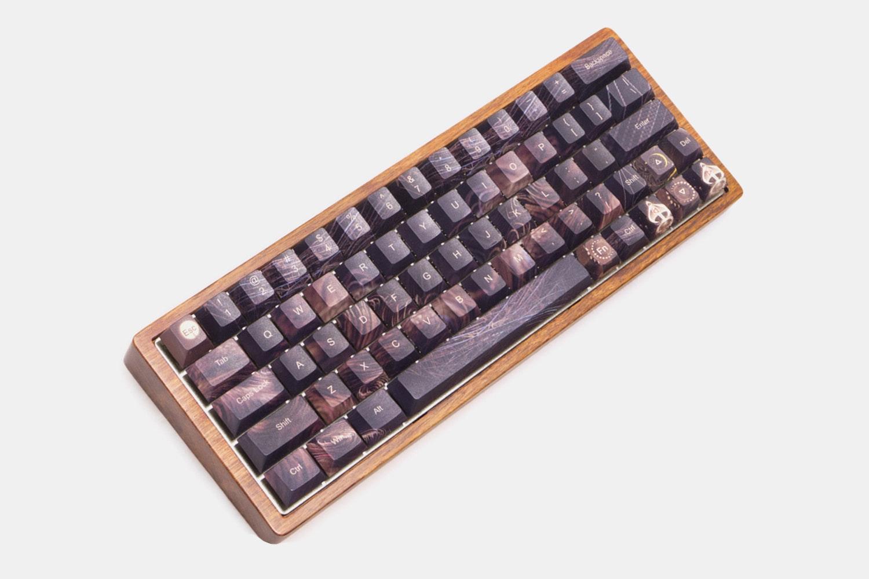 GK64 Custom Mini Mechanical Keyboard