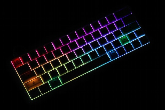 GK64X Hot-Swappable RGB Mechanical Keyboard Kit