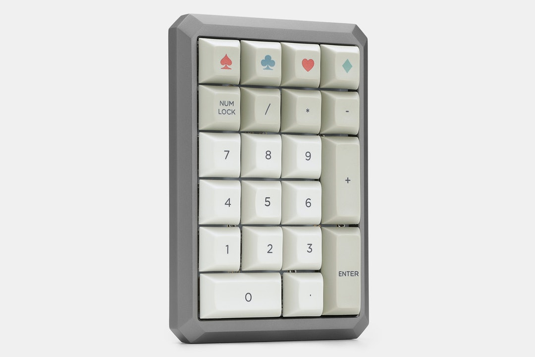 GK GK21S Dual-Mode Wireless Mechanical Numpad Kit