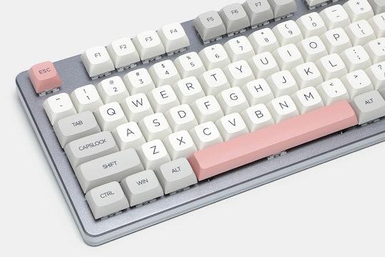 GKs XDA V2 9009 Dye-Subbed PBT Keycap Set