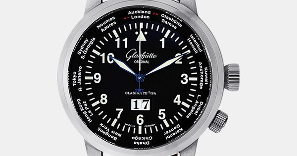 Glashütte Original Senator Navigator Watch   Price & Reviews   Drop