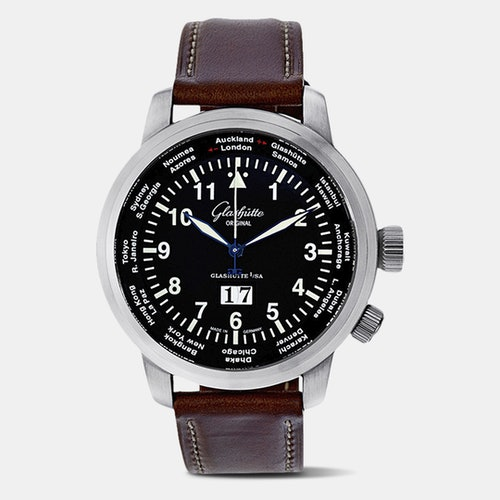 Glashütte Original Senator Navigator Watch | Price & Reviews | Drop