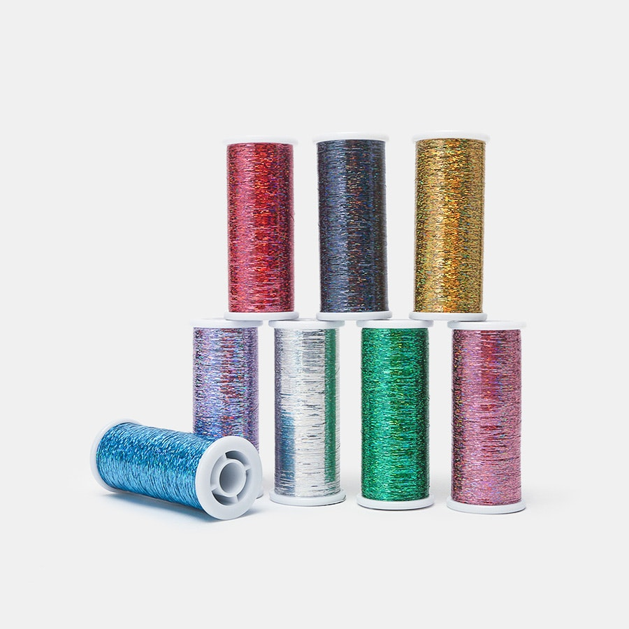 Glitter Thread Collection