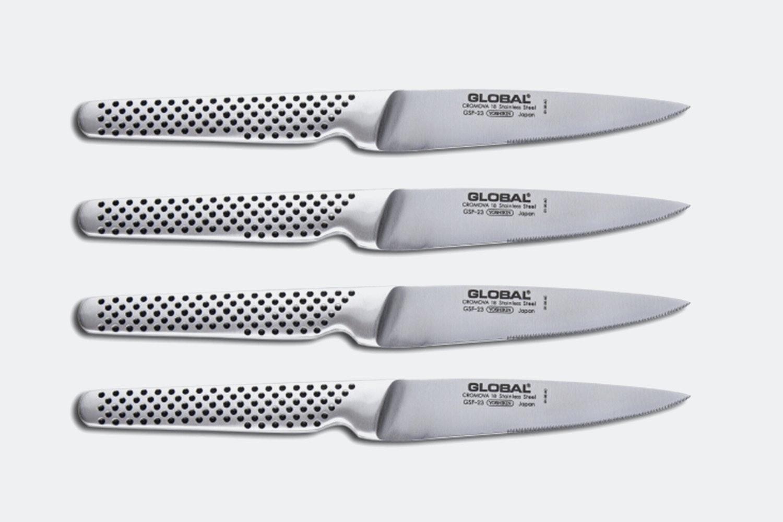 Gsf-4023 4 PC Steak Knife Set - 4 PC (+$40)
