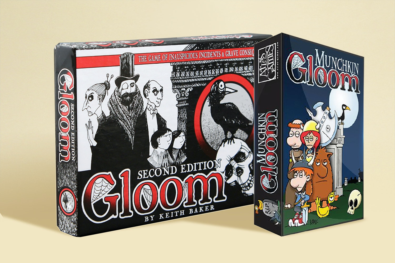 Gloom + Munchkin Gloom Bundle