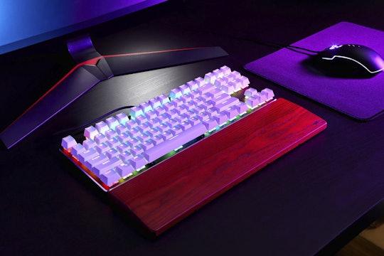 Glorious PC Gaming Race Wooden Wrist Rest Bundle