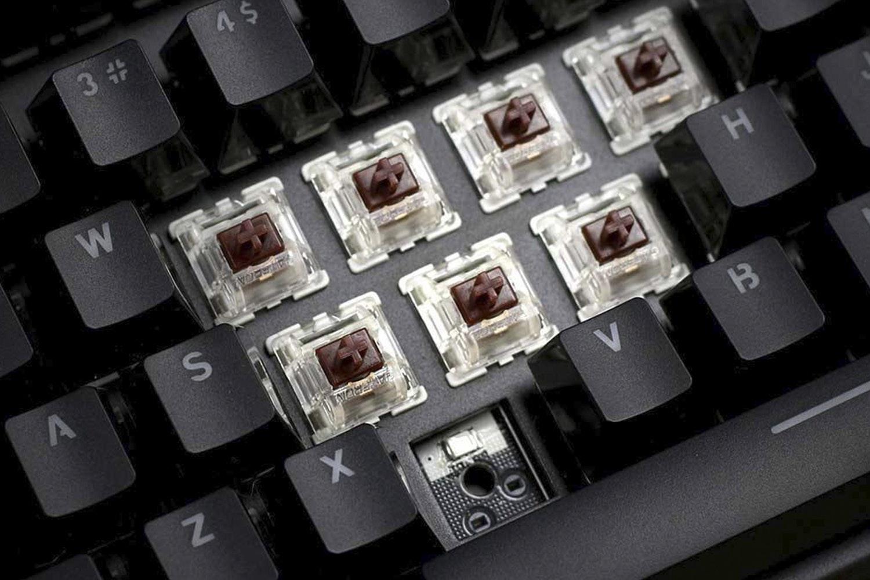 Glorious Modular Keyboard (Gateron Browns)