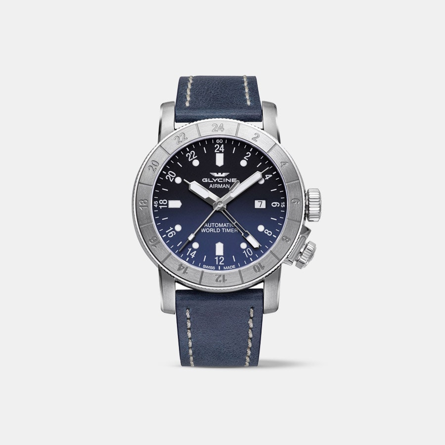 Glycine Airman 44 & 46 Automatic Watch