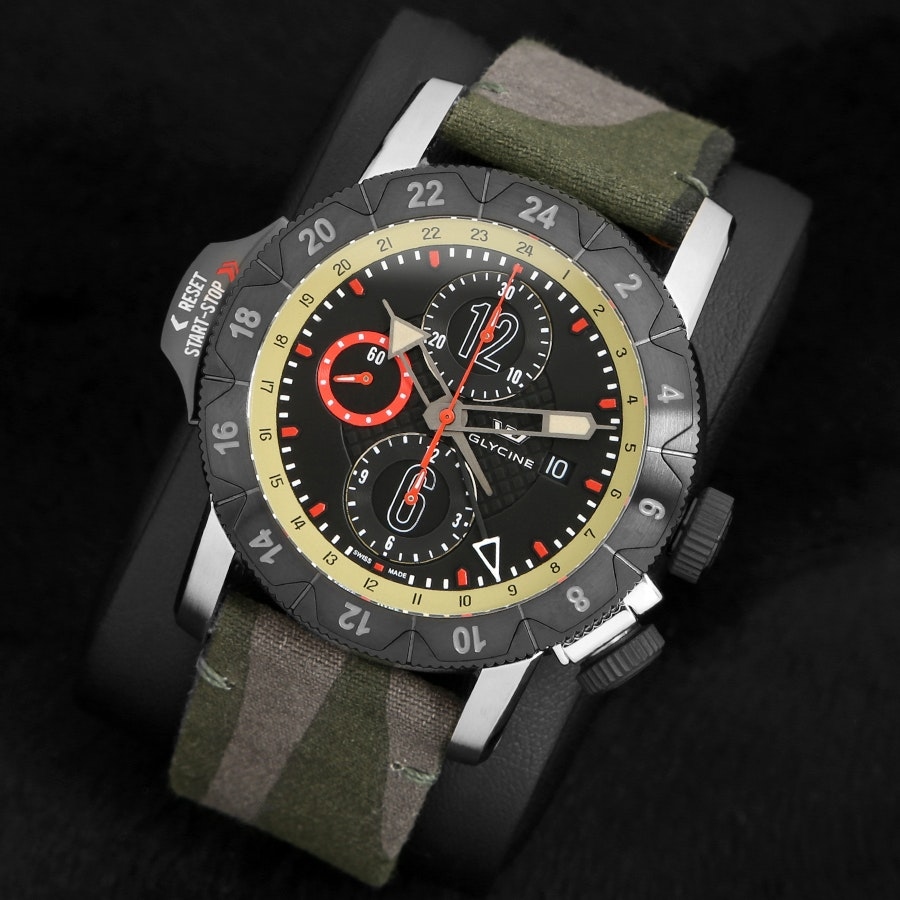 Glycine Airman Airfighter Automatic Watch