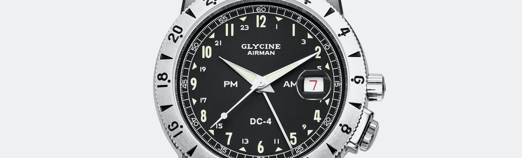 Glycine Airman DC-4 Automatic Watch